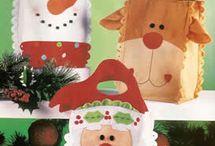 Bolsas navidad