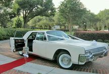 Wedding Getaway Vehicles