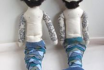 Adorable Dolls / by Sharonne Moore