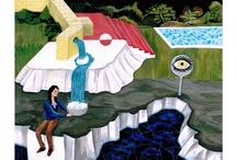 Paintings / Antoine Corbineau paintings - artwork - www.ateliercorbineau.com
