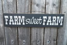 Farm Life = Farm Wife