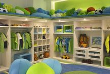 Closets e closets!!!! / Closets de vários tipos para todos os gostos!!!!