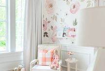 Fresh nursery rooms
