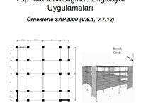 SAP2000 ÖRNEKLER