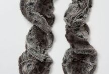 crochet and knit cowls, loops , scarfs, shawls.... / by claudia escobedo