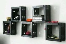 Recyclage d'objets