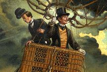 jules verne verhalen / around the world in 80 days, journey center of earth, 20.000 miles under sea