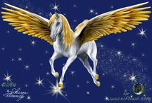 """Pegasus-Art-Copyrighted-To-Artsieladie/SDonnelly / Defending my copyright to MY works! Attention art thieves, MY work IS MINE. It canNOT be used for ANY reason/purpose without MY permission! All those guilty of violating my copyright will be reported AND will be added to my BLACKLIST and posted/shared across the Internet/social media. Consider yourself WARNED! Peeps who share others' works, please """"include the creator's name"""", to rightfully credit the creator so it isn't lost in the sharing process. Thank you. -Artsieladie/Sharon Donnelly"""