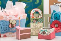 SVGCuts Spring Paper Projects