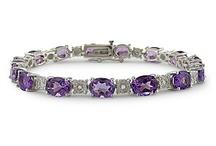 Gemstone Bracelets / Gemstone Bracelets From Gemologica (Online at Gemologica.com)
