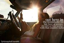 lyrics.  / by Amanda Mulder