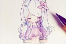 Cute Art styles