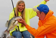 """Tips - Catch Cold Water Crappie Now http://goo.gl/OoLXwz / """"Most crappie fishermen fish too fast during the winter months. At this time of year, the crappies metabolism has slowed down. They don't want to chase bait, and they are not going to move very much. If you get in a hurry, remember crappies are not going to be in a hurry,"""" Says Whitey outlaw of St. Matthews, South Carolina.   This is one of the tips you will find in our new eBook Catch Cold Water Crappie Now http://goo.gl/OoLXwz"""