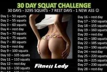 Health and fitness / Butt