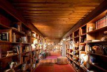 Librerías [] Bookcases / El mejor complemento a un buen libro [] Books´ best friend