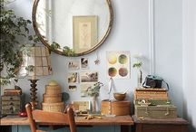 office/guest room / by Susan Ernster