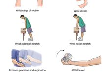 rehab exercises / by Katie Chornley