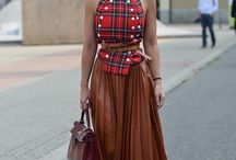 Pleated skirt - Mira