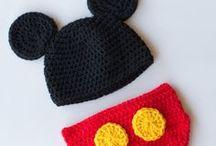 Granny baby crochet