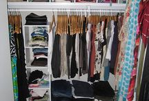 Closets / by Carla Lowe