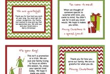 Gift Tags / by Jenny Funk Eastes