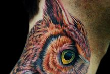 Tattoos / by Jennifer Paine Adkins