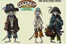 Coconut Cove Comic