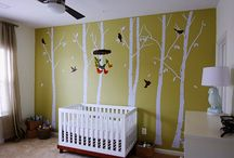 Bella's room - nursery ideas