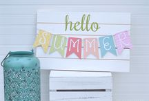 Summer house Decor