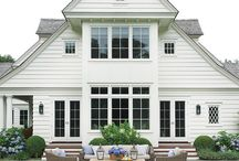 Large Beach house ideas / Interior and exterior ideas
