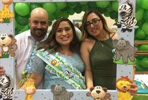 baby shower for Tina & Wee