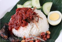 rice /nasi