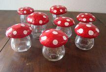 champignon/ mushroom