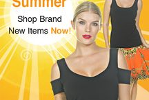 Get Ready For Summer! / Get Ready For Summer, New Summer Selections! evavarro.com