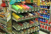 Merchandising Advice / In-store merchandising advice for hardware retailers.
