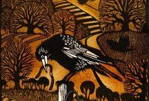 Birds - Magpies/Butcher Birds