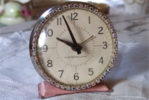 clock love / by Camille Reiner / Red Barn Estates & Perfectly Posh Ind. Con.