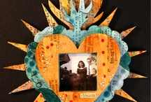 October 2015 Project Party / Get in the spirit of the Day of the Dead with our Mixed-Media Shrines class, taught by local mixed-media artist and graphic designer Tori Weyers. Explore imagery and language related to Day of the Dead while creating your own mini altars, a popular Mexican tradition during this holiday. And then, have a chance to exhibit your mixed-media shrine before taking it home during our Day of the Dead event on Oct 31. Register for the workshop on our website: nickelplatearts.org