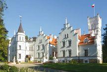 Sulisław - Pałac / Pałac w Sulisławiu wybudowano na początku XIX wieku przez Hansa Karla von Schaffgotsch. Obecnie jest to luksusowy hotel SPA.