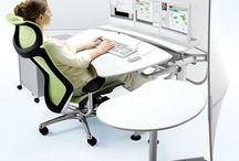 Ergonomics  + Office