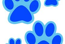 Blues Clues Party / by Ally Acord