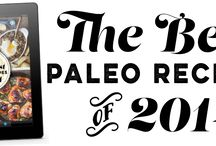 Best Paleo Recipes of 2014 / Looking for a Paleo Cookbook? These are the best Paleo Recipes of the year!
