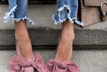 Pés e sapatos