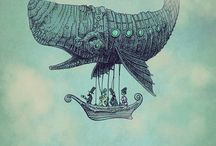 Illustration / by Milagros Buthet