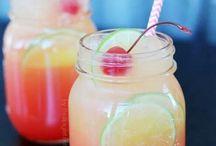 Detox water / Bebidas refrescantes