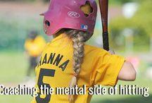 Coaching youth softball / Coaching youth sports and kids softball