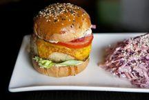 Гамбургеры и Бутерброды / Кулинарные рецепты