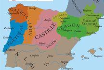 Maps XIII century