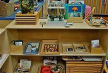 Montessori Classroom Ideas
