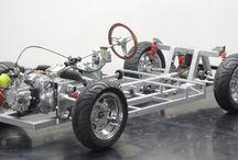 gokart chassis